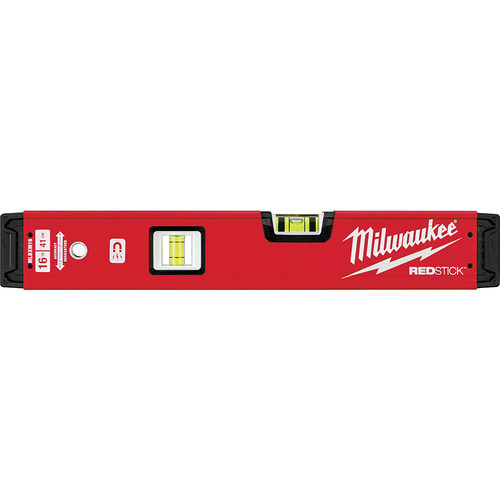 Milwaukee MLBXM16 16 in. REDSTICK Magnetic Box Level