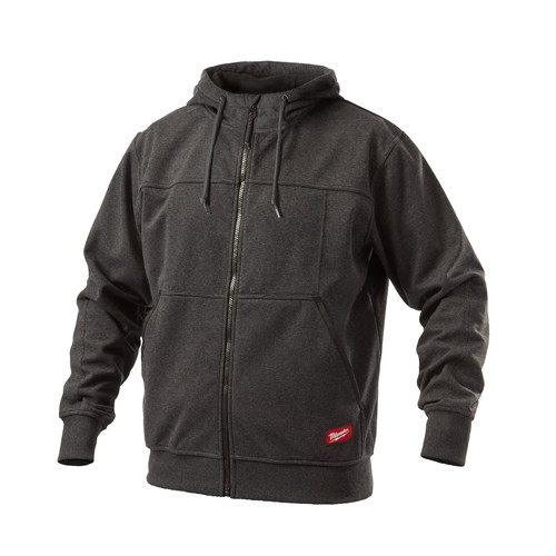 Milwaukee 311B-2X NO DAYS OFF Hooded Sweatshirt (Black), 2XL
