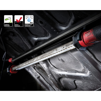 Milwaukee 2125-20 M12 12V Cordless Lithium-Ion LED Underhood Light (Tool Only) image number 6