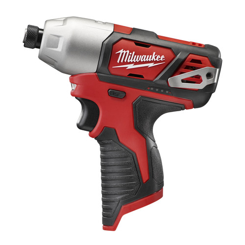 Factory Reconditioned Milwaukee 2462-80 M12 12V Lithium-Ion 1/4 in. Hex Impact Driver (Tool Only) image number 0