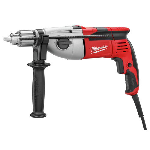 Factory Reconditioned Milwaukee 5380-81 1/2 in. Heavy-Duty Hammer Drill with Case