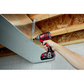 Milwaukee 2656-22CT M18 Lithium-Ion 1/4 in. Hex Compact Impact Driver Kit (1.5 Ah) image number 6
