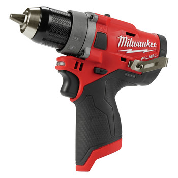 Milwaukee 2503-20 M12 FUEL Lithium-Ion 1/2 in. Cordless Drill Driver (Tool Only) image number 1