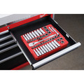 Milwaukee 48-22-9010 47-Piece SAE and Metric 1/2 in. Drive Ratchet and Socket Set image number 5