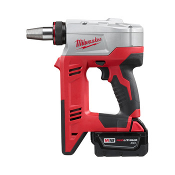 Milwaukee 2632-22XC M18 ProPEX 18V Cordless Lithium-Ion Expansion Tool with 2 XC Batteries image number 0