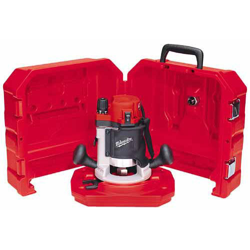 Milwaukee 5615-21 120V 1-3/4 MAX HP BodyGrip Router with Case