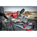 Milwaukee 2739-20 M18 FUEL Cordless Lithium-Ion 12 in. Dual Bevel Sliding Compound Miter Saw (Tool Only) image number 5