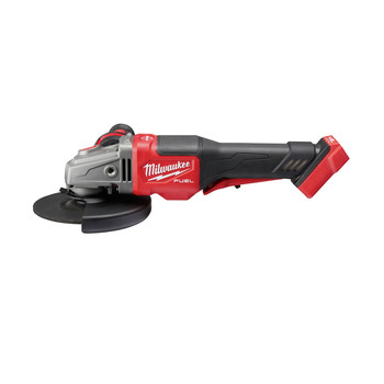 Milwaukee 2980-20 M18 FUEL 4-1/2 in. - 6 in. Braking Grinder with No-Lock Paddle Switch (Tool Only)