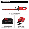 Milwaukee 2726-21HD M18 FUEL 24 in. Dual Action Hedge Trimmer Kit image number 1
