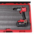 Milwaukee 48-22-8426-8425-8450 PACKOUT 3pc Kit Rolling Tool Box, Large Tool Box, and Tool Case with Foam Insert image number 16