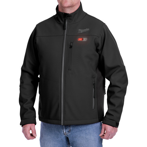 Milwaukee 202B-203X M12 12V Li-Ion Heated ToughShell Jacket (Jacket Only) image number 6
