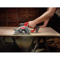 Factory Reconditioned Milwaukee 2530-80 M12 FUEL Lithium-Ion 5-3/8 in. Circular Saw (Tool Only) image number 4