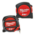 Milwaukee 48-22-5125G 25 ft. Magnetic Tape Measure with FREE 25 ft. Tape Measure