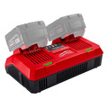 Milwaukee 48-59-1802 M18 Dual Bay Simultaneous Rapid Lithium-Ion Charger image number 1