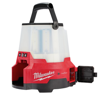Milwaukee 2147-20 M18 RADIUS Compact Site Light with ONE-Key (Twist Lock) (Tool Only) image number 1
