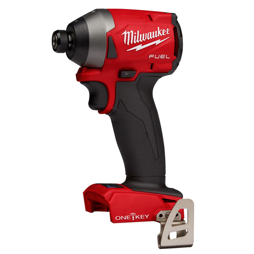 Milwaukee 2857-20 M18 FUEL 1/4 in. Hex Impact Driver with ONE-KEY (Tool Only) image number 0