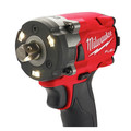 Milwaukee 2855P-20 M18 FUEL Lithium-Ion Brushless Compact 1/2 in. Cordless Impact Wrench with Pin Detent (Tool Only) image number 10