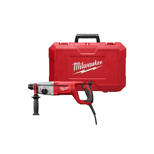 Milwaukee 5262-21 120V 1 in. SDS Plus 8 Amp Rotary Hammer Kit