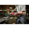 Milwaukee 2981-20 M18 FUEL 4-1/2 in. - 6 in. Braking Grinder with Lock-On Slide Switch (Tool Only) image number 5