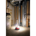 Milwaukee 2145-20 M18 18V Lithium-Ion Radius LED Compact Site Light (Tool Only) image number 3