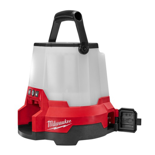 Milwaukee 2146-20 M18 Lithium-Ion Radius LED Compact Site Light with One Key (Tool Only) image number 1