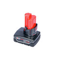 Milwaukee 2520-21XC M12 FUEL Cordless HACKZALL Reciprocating Saw Kit with XC Battery image number 5