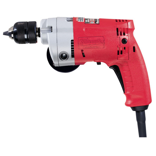 Milwaukee 0233-20 5.5 Amp 0 - 2800 RPM Heavy-Duty 3/8 in. Corded Magnum Drill