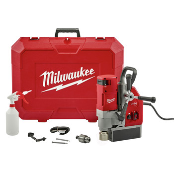 Milwaukee 4272-21 1-5/8 in. Electromagnetic Drill Kit image number 1