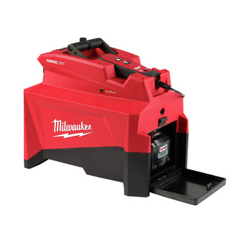 Milwaukee 2774-21HD M18 FORCE LOGIC 18V 10,000 PSI Hydraulic Pump Kit image number 3