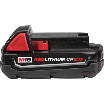 Milwaukee 2672-21F M18 FORCE LOGIC Cordless Cable Cutter Kit with Fine Stranded Wire Jaw image number 3
