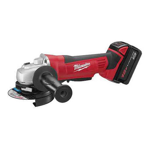Factory Reconditioned Milwaukee 2680-82 M18 18V Cordless Lithium-Ion 4-1/2 in. Cut-Off/Grinder image number 0