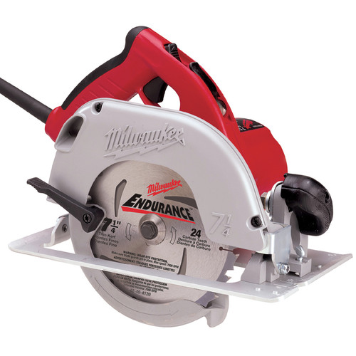Factory Reconditioned Milwaukee 6390-80 7-1/4 in. Tilt-Lok Circular Saw