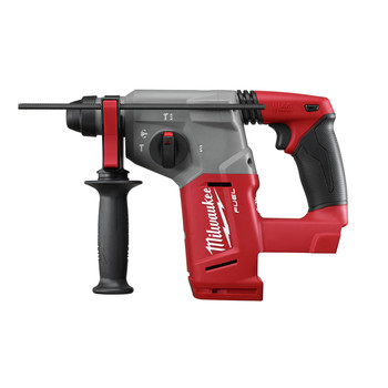 Factory Reconditioned Milwaukee 2712-80 M18 FUEL Cordless Lithium-Ion 1 in. SDS Plus Rotary Hammer (Tool Only) image number 1