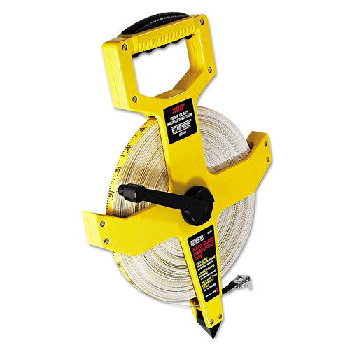 Empire 6830 1/2 in. x 300 ft. Open Reel Fiberglass Tape Measuer