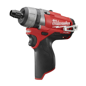 Factory Reconditioned Milwaukee 2402-80 M12 FUEL Lithium-Ion 1/4 in. Hex 2-Speed Screwdriver (Tool Only)
