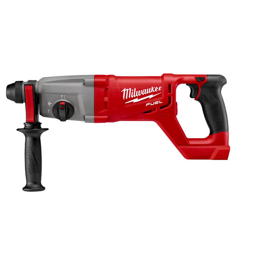 Milwaukee 2713-20 M18 Cordless Lithium-Ion 1 in. SDS Plus D-Handle Rotary Hammer (Bare Tool)