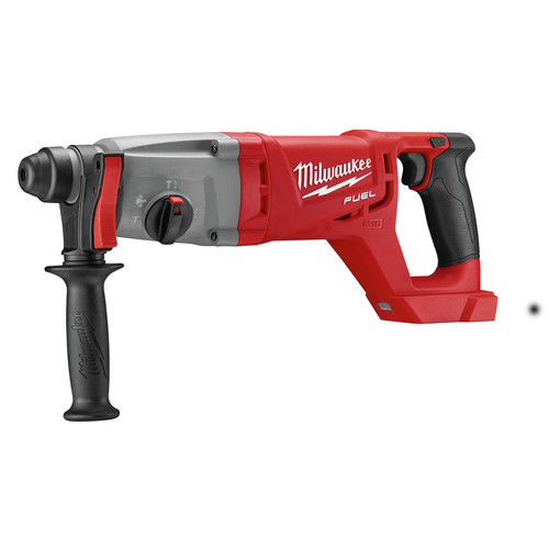 Factory Reconditioned Milwaukee 2713-80 M18 18V Cordless Lithium-Ion 1 in. SDS Plus D-Handle Rotary Hammer (Bare Tool)