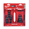 Milwaukee 48-90-1006 6-Piece Multi-Tool Blade Set image number 0