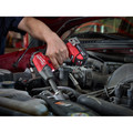 Milwaukee 2754-22CT M18 FUEL 2.0 Ah Cordless Lithium-Ion 3/8 in. Compact Impact Wrench with Friction Ring Kit image number 3
