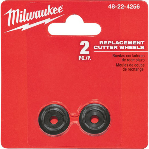 Milwaukee 48-22-4256 2-Piece Replacement Cutting Wheels