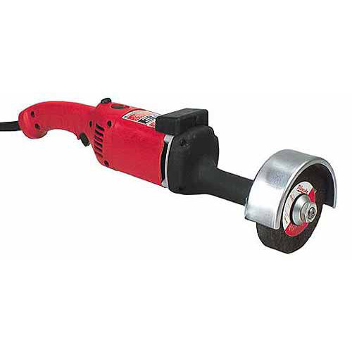 Milwaukee 5223 5 in. Diameter Straight Grinder, 7,000 RPM, 5/8-in-11 Spindle