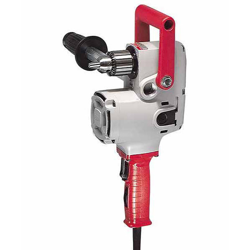 Milwaukee 1675-6 1/2 in. Hole-Hawg Two-Speed Drill, 300/1,200 RPM