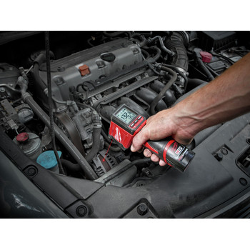 Milwaukee 2278-20 M12 12V Cordless Lithium-Ion 12:1 Infrared Temp-Gun (Tool Only) image number 2