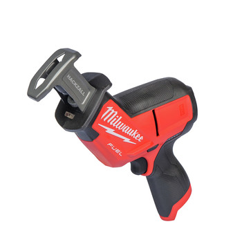 Milwaukee 2520-21XC M12 FUEL Cordless HACKZALL Reciprocating Saw Kit with XC Battery image number 2
