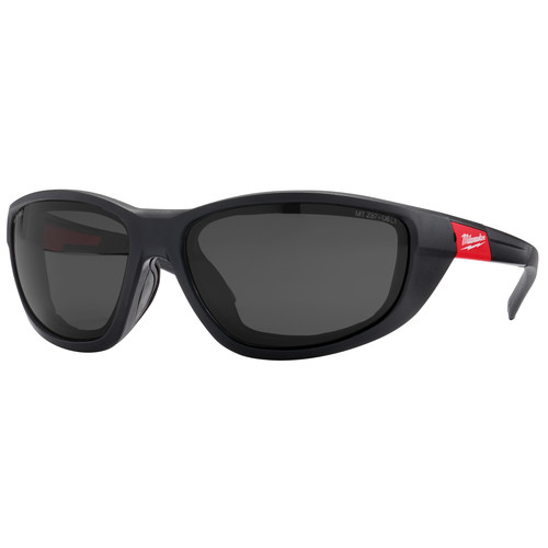Milwaukee 48-73-2045 Polarized High Performance Safety Glasses with Gasket image number 0