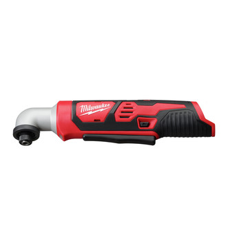 Milwaukee 2467-20 M12 Lithium-Ion 1/4 in. Right Angle Impact Driver (Tool Only) image number 1