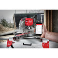 Milwaukee 2739-20 M18 FUEL Cordless Lithium-Ion 12 in. Dual Bevel Sliding Compound Miter Saw (Tool Only) image number 8