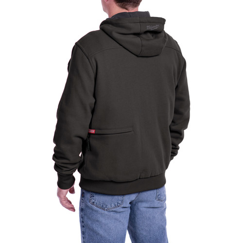 Milwaukee 302B-20L M12 12V Li-Ion Heated Hoodie (Jacket Only) - Large image number 6