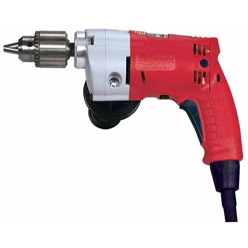 Factory Reconditioned Milwaukee 0244-8 1/2 in. Magnum Drill, 0 - 700 RPM with Keyed Chuck