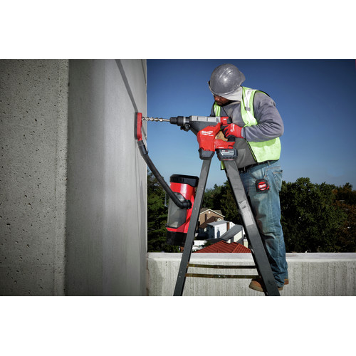Milwaukee 2718-22HD M18 FUEL 1-3/4 in. SDS MAX Rotary Hammer with ONE KEY and (2) 12 Ah Batteries image number 13